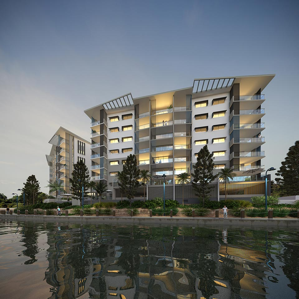 Oceanside-Units-Water-view_evening_side-HR